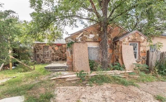 1503 30th Street, Lubbock, TX 79411 (MLS #202110354) :: Lyons Realty