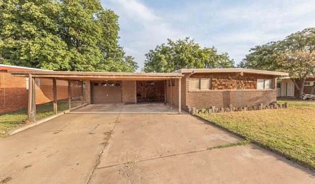 2308 49th Street, Lubbock, TX 79412 (MLS #202110373) :: Lyons Realty