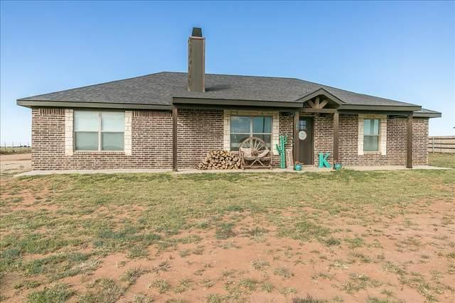 14803 N Farm Road 179, Shallowater, TX 79363 (MLS #202110378) :: The Lindsey Bartley Team
