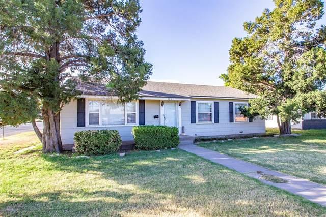 3801 35th Street, Lubbock, TX 79413 (MLS #202110376) :: The Lindsey Bartley Team
