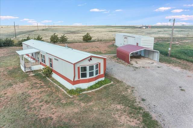 17707 N County Road 2300, Abernathy, TX 79311 (MLS #202110388) :: Better Homes and Gardens Real Estate Blu Realty