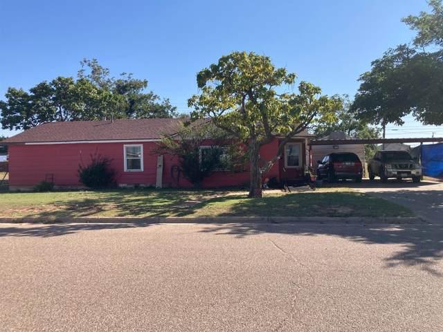 119 76th Street, Lubbock, TX 79404 (MLS #202110391) :: Scott Toman Team