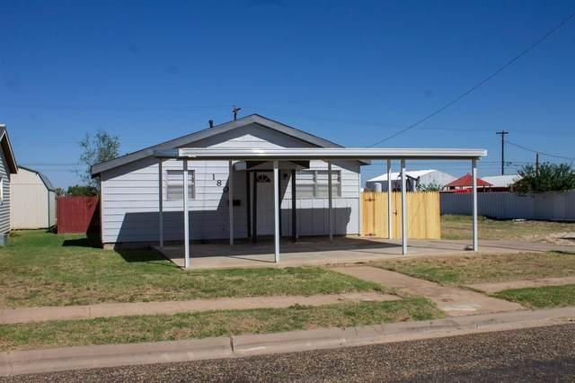 1801 Mckinley Street, Levelland, TX 79336 (MLS #202110392) :: Duncan Realty Group