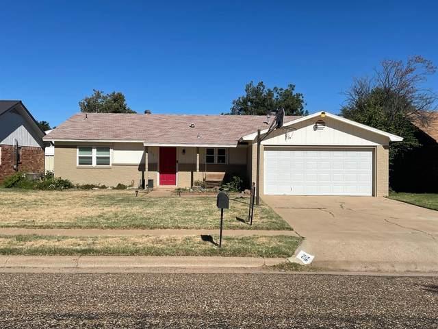 5712 36th Street, Lubbock, TX 79407 (MLS #202110271) :: Lyons Realty