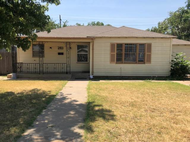 2411 35th Street, Lubbock, TX 79412 (MLS #202110409) :: Lyons Realty