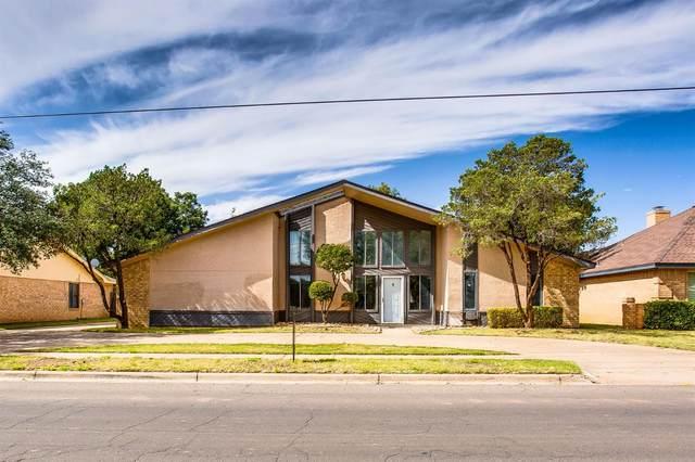 7804 Utica Avenue, Lubbock, TX 79424 (MLS #202110361) :: Lyons Realty