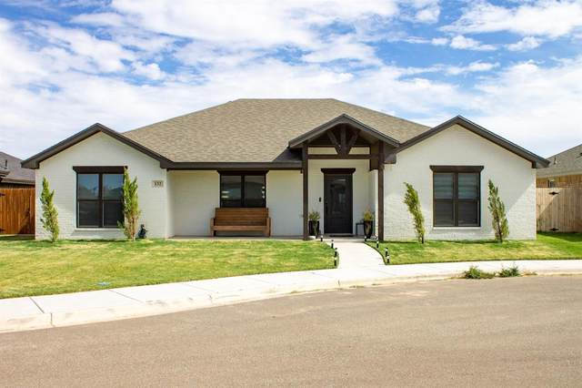 132 Augustine Court, Wolfforth, TX 79382 (MLS #202110410) :: Lyons Realty