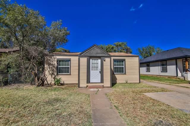 2118 24th Street, Lubbock, TX 79411 (MLS #202110356) :: Duncan Realty Group