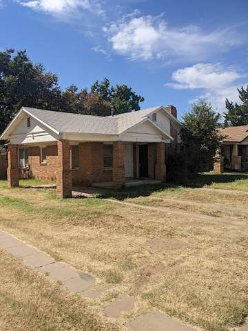 2119 27th Street, Lubbock, TX 79411 (MLS #202110386) :: Stacey Rogers Real Estate Group at Keller Williams Realty