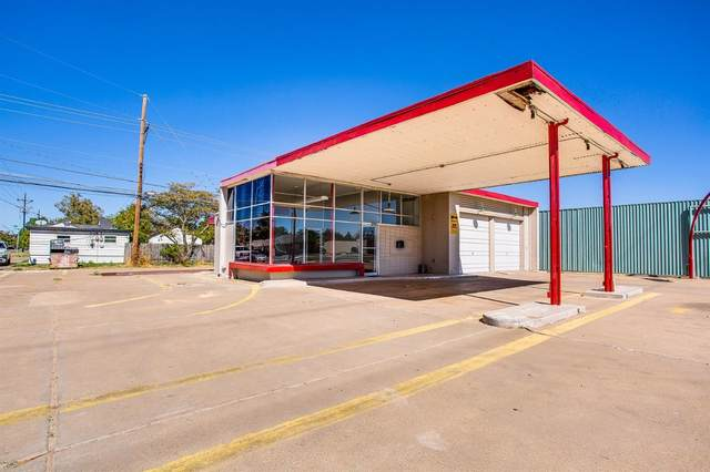 3538 34th Street, Lubbock, TX 79410 (MLS #202110401) :: Lyons Realty