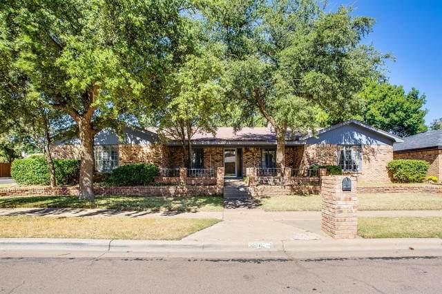 5324 77th Street, Lubbock, TX 79424 (MLS #202110438) :: Lyons Realty