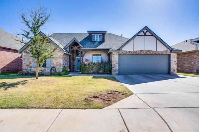 3001 113th Street, Lubbock, TX 79423 (MLS #202110431) :: McDougal Realtors