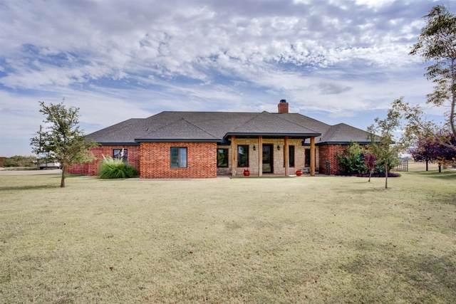16209 Private Road 1740, Lubbock, TX 79424 (MLS #202110448) :: McDougal Realtors