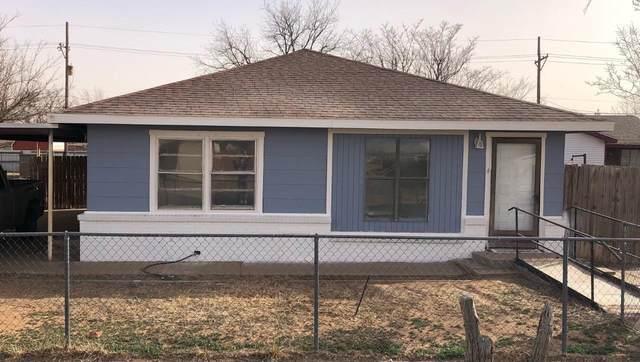2609 Auburn Street, Lubbock, TX 79415 (MLS #202110447) :: Stacey Rogers Real Estate Group at Keller Williams Realty