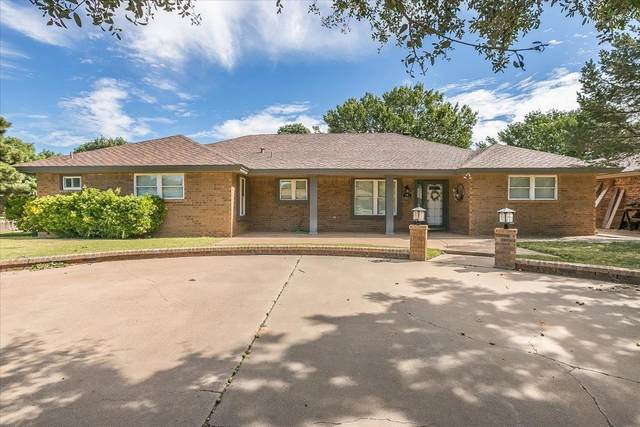 101 Hill Circle, Levelland, TX 79336 (MLS #202110304) :: Stacey Rogers Real Estate Group at Keller Williams Realty
