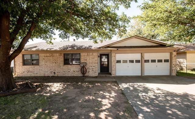 5403 49th Street, Lubbock, TX 79414 (MLS #202110472) :: Rafter Cross Realty