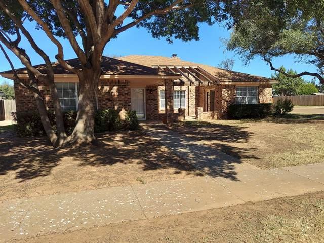 3510 102nd Street, Lubbock, TX 79423 (MLS #202110473) :: The Lindsey Bartley Team