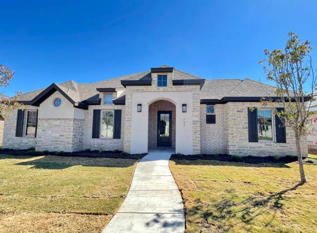 705 N 8th Street, Wolfforth, TX 79382 (MLS #202110505) :: Stacey Rogers Real Estate Group at Keller Williams Realty