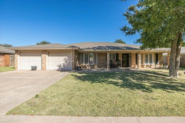 3508 93rd Street, Lubbock, TX 79423 (MLS #202110539) :: Stacey Rogers Real Estate Group at Keller Williams Realty