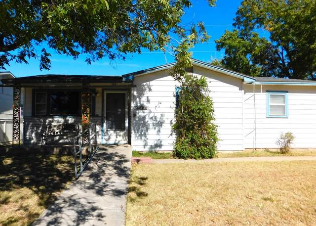 1808 W Birch, Muleshoe, TX 79347 (MLS #202110575) :: Scott Toman Team