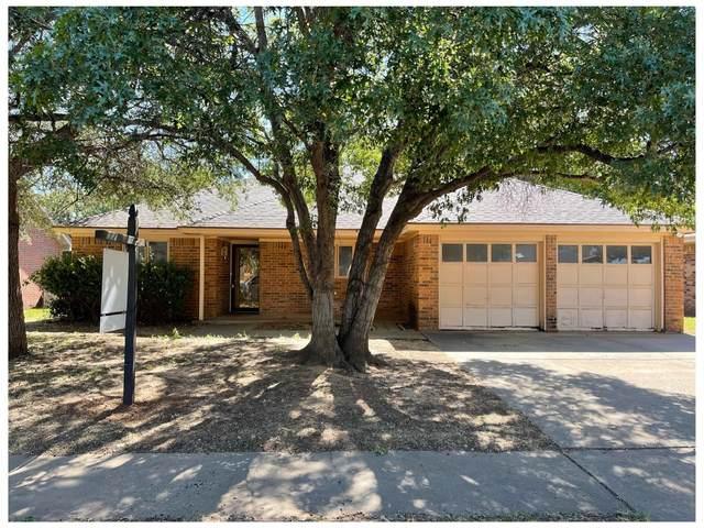 5621 87th Place, Lubbock, TX 79424 (MLS #202110503) :: Scott Toman Team