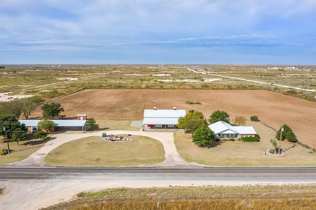 1 Farm Road 2055, Denver City, TX 79323 (MLS #202110510) :: Better Homes and Gardens Real Estate Blu Realty