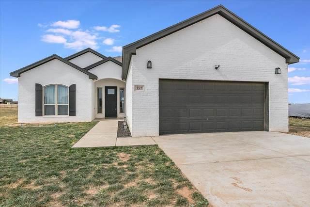 157 N Farm Road 2130, Lubbock, TX 79407 (MLS #202110477) :: Stacey Rogers Real Estate Group at Keller Williams Realty