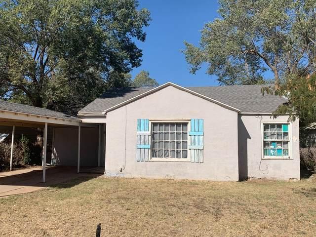 1816 N 6th, Tahoka, TX 79373 (MLS #202110596) :: McDougal Realtors