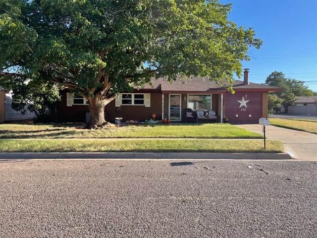 112 Darrell Avenue, Levelland, TX 79336 (MLS #202110581) :: Reside in Lubbock | Keller Williams Realty