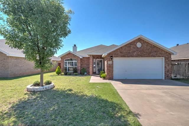 6719 91st Place, Lubbock, TX 79424 (MLS #202110411) :: McDougal Realtors