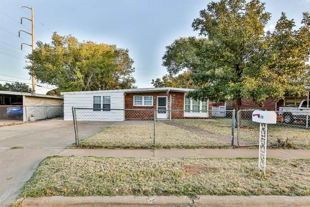 2836 65th Street, Lubbock, TX 79413 (MLS #202110563) :: Scott Toman Team