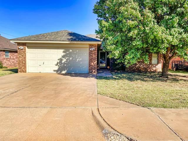 407 Oakridge Avenue, Lubbock, TX 79416 (MLS #202110565) :: Scott Toman Team