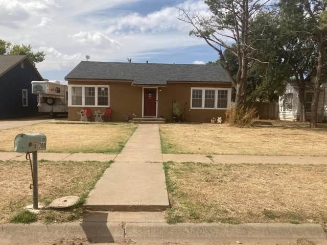 308 S Berkshire Street, Crosbyton, TX 79322 (MLS #202110594) :: Reside in Lubbock | Keller Williams Realty
