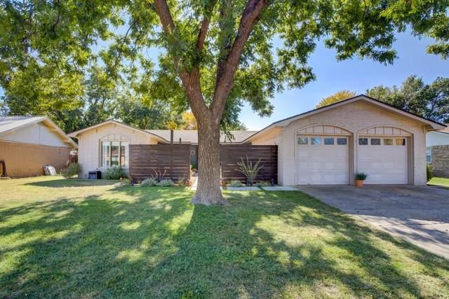 8508 Jordan Drive, Lubbock, TX 79423 (MLS #202110635) :: Stacey Rogers Real Estate Group at Keller Williams Realty