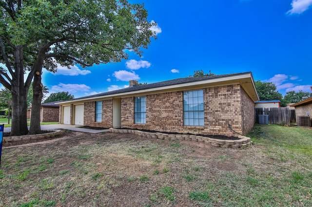 5514 71st Street, Lubbock, TX 79424 (MLS #202110671) :: The Lindsey Bartley Team
