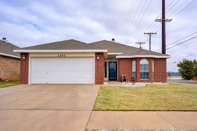 1602 75th Street, Lubbock, TX 79423 (MLS #202110676) :: Stacey Rogers Real Estate Group at Keller Williams Realty
