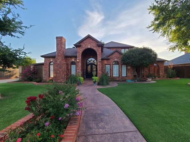 9806 Uxbridge Avenue, Lubbock, TX 79424 (MLS #202110677) :: Better Homes and Gardens Real Estate Blu Realty