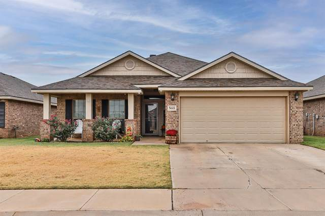 5601 110th Street, Lubbock, TX 79424 (MLS #202110630) :: Better Homes and Gardens Real Estate Blu Realty