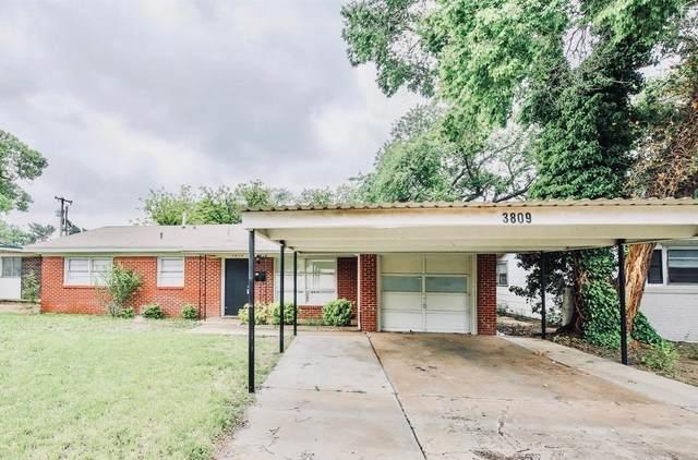 3809 25th Street, Lubbock, TX 79410 (MLS #202110696) :: Reside in Lubbock | Keller Williams Realty