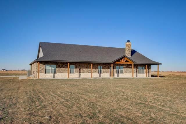 1704 E Farm Road 1729, Idalou, TX 79329 (MLS #202110680) :: The Lindsey Bartley Team