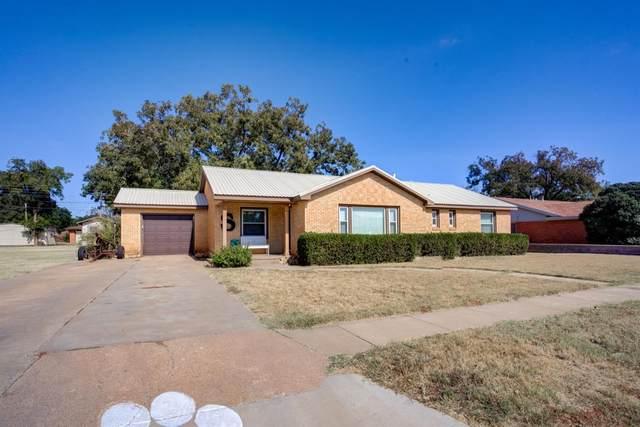 1708 N 6th, Tahoka, TX 79373 (MLS #202110669) :: Better Homes and Gardens Real Estate Blu Realty