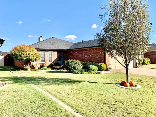 10603 Elkridge Avenue, Lubbock, TX 79423 (MLS #202110710) :: Better Homes and Gardens Real Estate Blu Realty