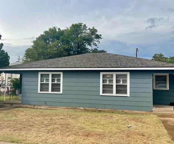 712 29th Street, Lubbock, TX 79404 (MLS #202110742) :: Reside in Lubbock | Keller Williams Realty
