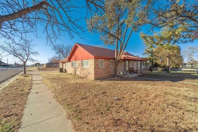 2206 Date Avenue, Lubbock, TX 79404 (MLS #202110788) :: Rafter Cross Realty