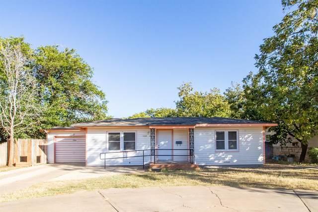 1504 36th Street, Lubbock, TX 79412 (MLS #202110751) :: Rafter Cross Realty