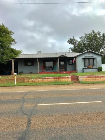 419 W Hill, Spur, TX 79370 (MLS #201707637) :: Lyons Realty