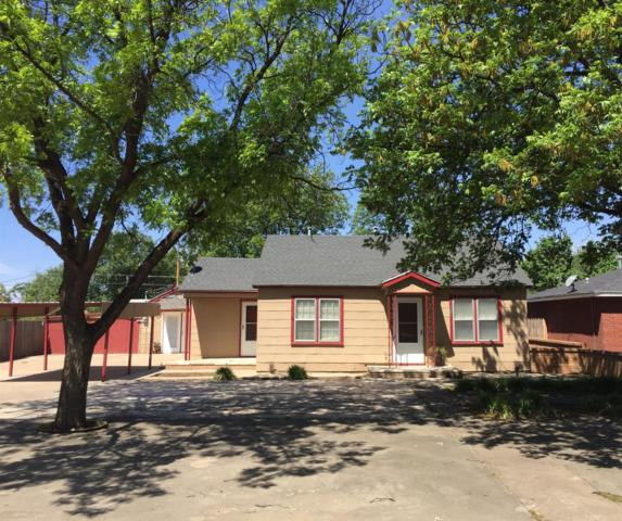 205 Chestnut Street, Idalou, TX 79329 (MLS #201707745) :: Lyons Realty