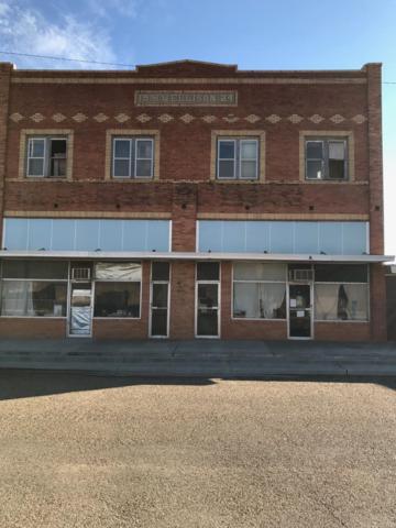 115 W Aspen, Crosbyton, TX 79322 (MLS #201708540) :: The Lindsey Bartley Team
