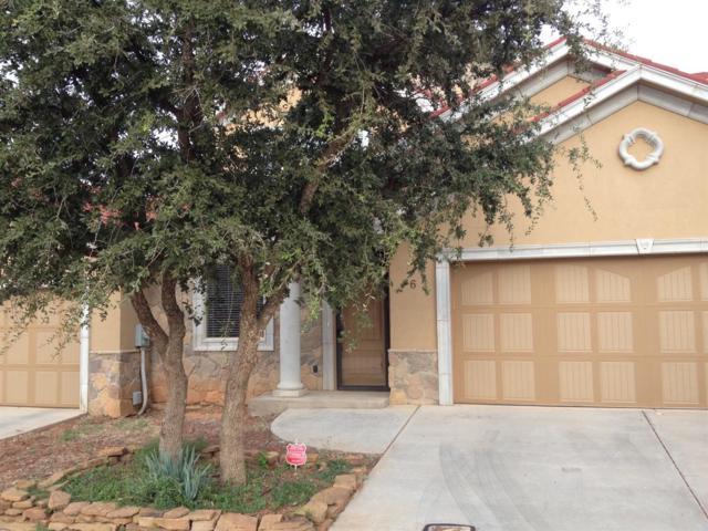 6 Tuscan Villas, Lubbock, TX 79423 (MLS #201709511) :: Lyons Realty