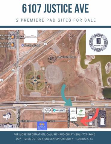 0 Justice Avenue, Lubbock, TX 79424 (MLS #201800064) :: Lyons Realty